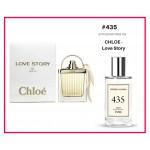 Дамски парфюм FM 435 PURE - Алтернативен на CHLOE - Love Story 50ml