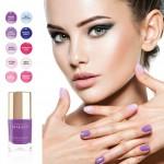 Лак за нокти с гел ефект Lilac Effusion