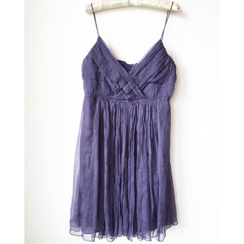 Дамска копринена рокля Zara