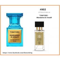 НОВ УНИСЕКС парфюм FM Pure Royal 902 Tom Ford Mandarino Di Amalfi 50мл